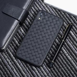 Benks TPU Knitting Leather Surface Case for iPhone XR (Black)