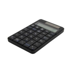 MC-56AG 2 in 1 2.4G USB Numeric Wireless Keyboard  & Calculator with LCD Display(Black)