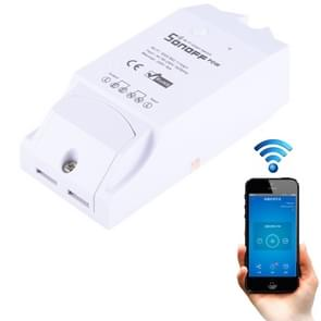 Sonoff  POW DIY 16A 3500W DIY WiFi Smart Wireless Remote Power Consumption Measurement Module Switch for Smart Home, Support iOS and Android