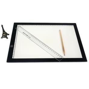 5W 5V LED Stepless Brightness Adjustable A4 Acrylic Copy Boards Anime Sketch Drawing Sketchpad met Scale