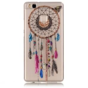 Huawei P9 Lite Colour Bell Pattern IMD Workmanship Soft TPU Protective Case