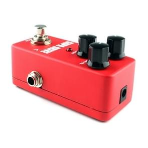 KOKKO FOD5 Mini Electric Guitar Overload Monoblock Effects Pedal(Red)