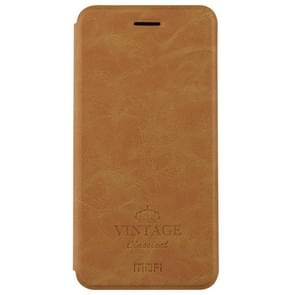 MOFI Xiaomi Redmi Note 5A Crazy Horse Texture Horizontal Flip Leather Case with Holder & Card Slot(Brown)