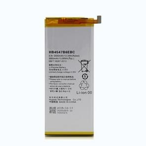 3500mAh Li-Polymer Battery HB4547B6EBC for Huawei Honor 6 Plus / PE-TL20 / PE-TL10 / PE-CL00 / PE-UL00