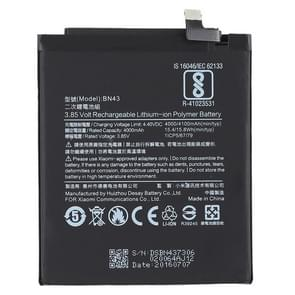 4000mAh Li-Polymer Battery BN43 for Xiaomi Redmi Note 4X