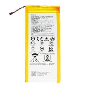 2810mAh Li-Polymer Battery HG40 for Motorola Moto G5 Plus / XT1685