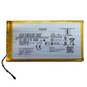 2820mAh Li-Polymer Battery HZ40 for Motorola Moto Z2 Play / XT1710-08 / XT1710