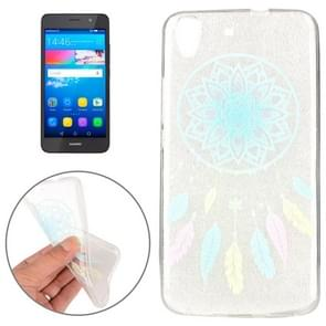 Huawei Y6 Windbell Pattern TPU Protective Case