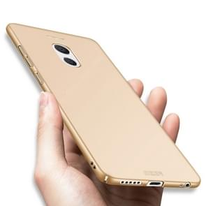MOFI For Meizu M6 Note PC Ultra-thin Edge Fully Wrapped Up Protective Case Back Cover (Gold)