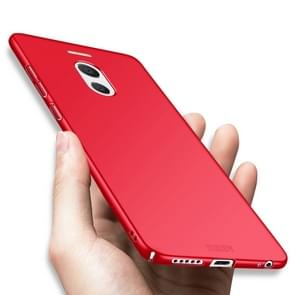 MOFI For Meizu M6 Note PC Ultra-thin Edge Fully Wrapped Up Protective Case Back Cover (Red)