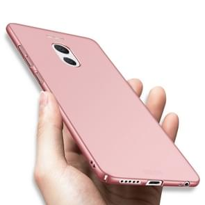 MOFI For Meizu M6 Note PC Ultra-thin Edge Fully Wrapped Up Protective Case Back Cover (Rose Gold)