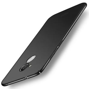 MOFI For Huawei Honor 6A PC Ultra-thin Edge Fully Wrapped Up Protective Case Back Cover (Black)