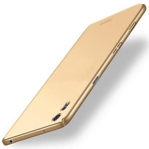 MOFI for Sony Xperia XZ & XZs  PC Ultra-thin Full Coverage Protective Back Cover Case(Gold)