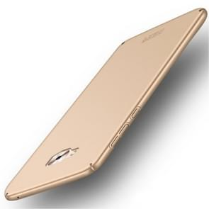 MOFI ASUS Zenfone 4 Selfie Pro (ZD552KL)  Frosted PC Ultra-thin Edge Fully Wrapped Up Protective Case Back Cover (Gold)