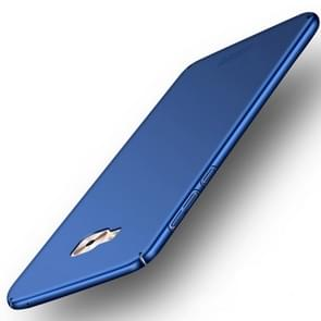 MOFI ASUS Zenfone 4 Selfie Pro (ZD552KL)  Frosted PC Ultra-thin Edge Fully Wrapped Up Protective Case Back Cover (Blue)