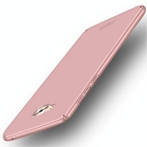MOFI ASUS Zenfone 4 Selfie Pro (ZD552KL)  Frosted PC Ultra-thin Edge Fully Wrapped Up Protective Case Back Cover (Rose Gold)