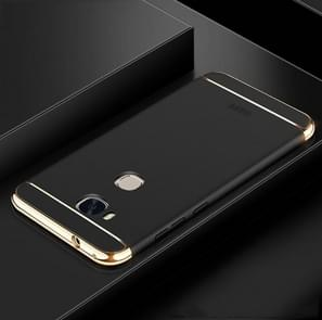 MOFi For Huawei Honor 5X Three - paragraph Shield Full Coverage Protective Case Back Cover (Black)