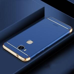 MOFi For Huawei Honor 5X Three - paragraph Shield Full Coverage Protective Case Back Cover (Blue)
