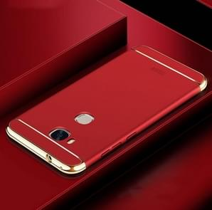 MOFi For Huawei Honor 5X Three - paragraph Shield Full Coverage Protective Case Back Cover (Red)