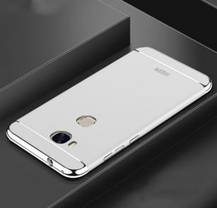 MOFi For Huawei Honor 5X Three - paragraph Shield Full Coverage Protective Case Back Cover (Silver)