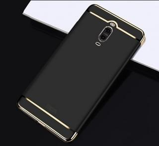 MOFi For Huawei Mate 9 Pro Three - paragraph Shield Full Coverage Protective Case Back Cover(Black)