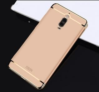 MOFi For Huawei Mate 9 Pro Three - paragraph Shield Full Coverage Protective Case Back Cover(Gold)