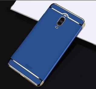MOFi For Huawei Mate 9 Pro Three - paragraph Shield Full Coverage Protective Case Back Cover(Blue)