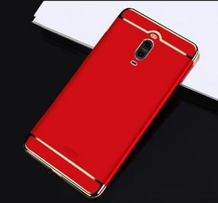 MOFi For Huawei Mate 9 Pro Three - paragraph Shield Full Coverage Protective Case Back Cover(Red)