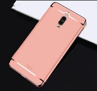 MOFi For Huawei Mate 9 Pro Three - paragraph Shield Full Coverage Protective Case Back Cover(Rose Gold)
