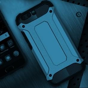Huawei P10  Tough Armor TPU + PC Combination Case(Blue)