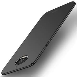 MOFI For Motorola Moto G5S PC Ultra-thin Edge Fully Wrapped Up Protective Case Back Cover(Black)