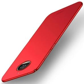 MOFI For Motorola Moto G5S PC Ultra-thin Edge Fully Wrapped Up Protective Case Back Cover (Red)