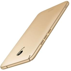 MOFI for Meizu M5 Note PC Ultra-thin Edge Fully Wrapped Up Protective Case Back Cover(Gold)