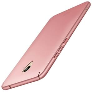 MOFI for Meizu M5 Note PC Ultra-thin Edge Fully Wrapped Up Protective Case Back Cover(Rose Gold)