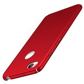 MOFI ZTE Nubia Z11 mini S PC Ultra-thin Edge Fully Wrapped Up Protective Case Back Cover(Red)