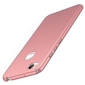 MOFI ZTE Nubia Z11 mini S PC Ultra-thin Edge Fully Wrapped Up Protective Case Back Cover(Rose Gold)