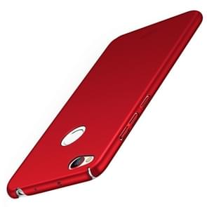 MOFI ZTE Nubia Z11 PC Ultra-thin Edge Fully Wrapped Up Protective Case Back Cover(Red)