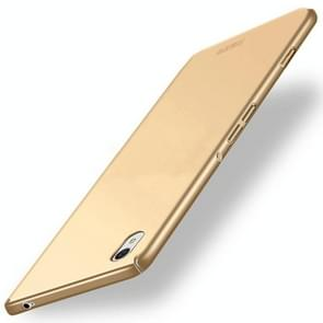 MOFI for Sony Xperia XA PC Ultra-thin Full Coverage Protective Back Cover Case(Gold)