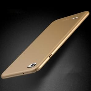 MOFI for LG Q6 PC Ultra-thin Full Coverage Protective Back Cover Case(Gold)