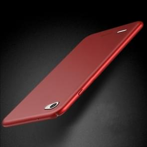 MOFI for LG Q6 PC Ultra-thin Full Coverage Protective Back Cover Case(Red)
