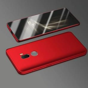 CAFELE Xiaomi Mi 5s Plus Ultra-thin PC Frosted Protective Back Cover Case (Red)
