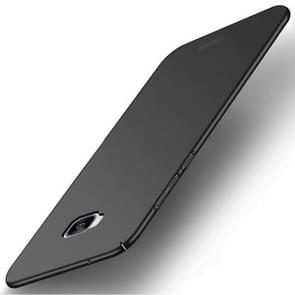 MOFI for Asus ZenFone 4 Selfie ZD553KL PC Ultra-thin Edge Fully Wrapped up Protective Back Cover Case (Black)