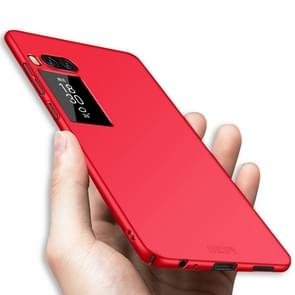 MOFI For Meizu PRO 7 PC Ultra-thin Edge Fully Wrapped Up Protective Case Back Cover(Red)
