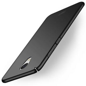MOFI For Meizu M5 PC Ultra-thin Edge Fully Wrapped Up Protective Case Back Cover(Black)