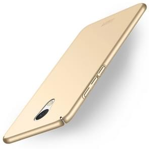 MOFI For Meizu M5 PC Ultra-thin Edge Fully Wrapped Up Protective Case Back Cover(Gold)