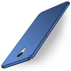 MOFI For Meizu M5 PC Ultra-thin Edge Fully Wrapped Up Protective Case Back Cover(Blue)