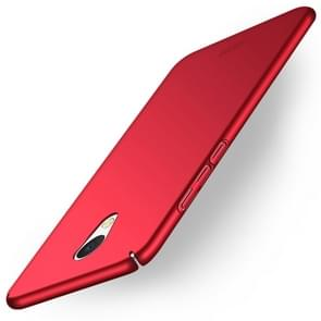 MOFI For Meizu M5 PC Ultra-thin Edge Fully Wrapped Up Protective Case Back Cover(Red)