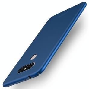MOFI For LG G5 PC Ultra-thin Edge Fully Wrapped Up Protective Case Back Cover (Blue)