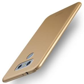 MOFI For LG G6 PC Ultra-thin Edge Fully Wrapped Up Protective Case Back Cover(Gold)