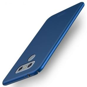 MOFI For LG G6 PC Ultra-thin Edge Fully Wrapped Up Protective Case Back Cover(Blue)
